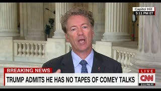 Rand Paul: Intelligence Community Could Possibly be Spying on Pres. Trump