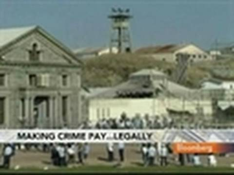 Corrections Corp. Grows as States Turn Jails Private: Video