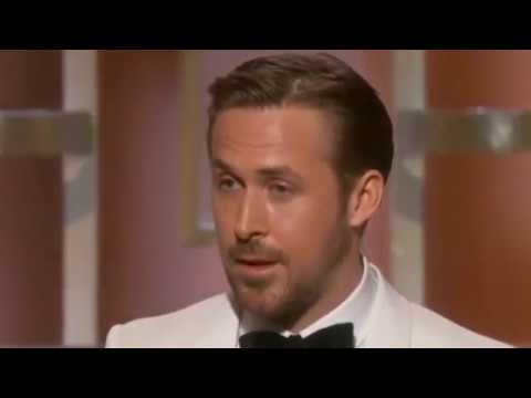Ryan Gosling wins Best Actor at 2017 Golden Globes