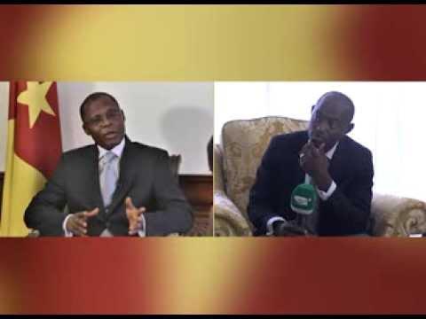 ENTRETIEN PRIVE avec SEM  Léonard Henri Bindzi, Ambassadeur du Cameroun en Suisse