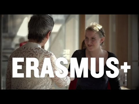 Let's talk about Erasmus+ with Commissioner Margrethe Vestager