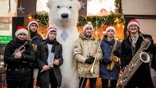Скачать Groove Street Brass Band Danza GDFR No Twerk Brass Cover