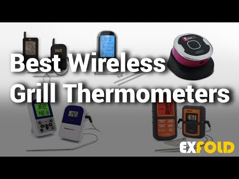 10 Best Wireless Grill Thermometers 2018 With Price