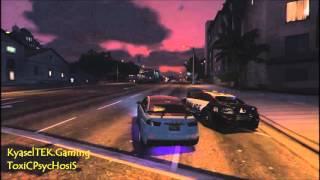 GTA5 Online - Kuruma~noobing [Lester - Crime Scenester - Solo] [ToxiCPsycHosiS]