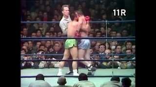 Johnny Famechon v Fighting Harada II 6 January 1970 Tokyo,Japan