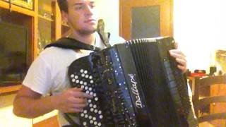 Marko Milutinović - Avicii - Wake Me Up - Balkan Accordion Version (OFFICIAL VIDEO)
