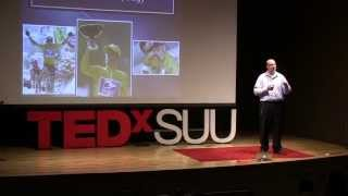 Anatomy of an apology: Kevin Stein at TEDxSUU