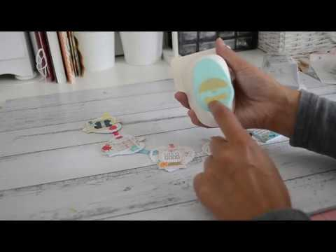 WRMK | Link Punch | DIY Party | HOW TO - with some fun project ideas