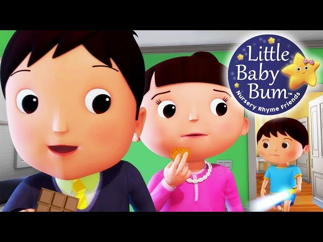 Johny Johny Yes Papa | Part 3 | Parents Version | Nursery Rhymes | By LittleBabyBum!