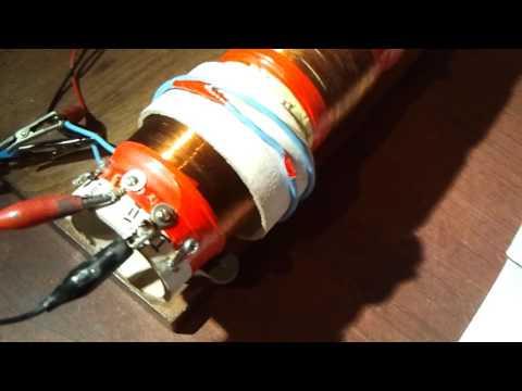 видео: Трансформатор-генератор. Резонанс и свободная энергия.
