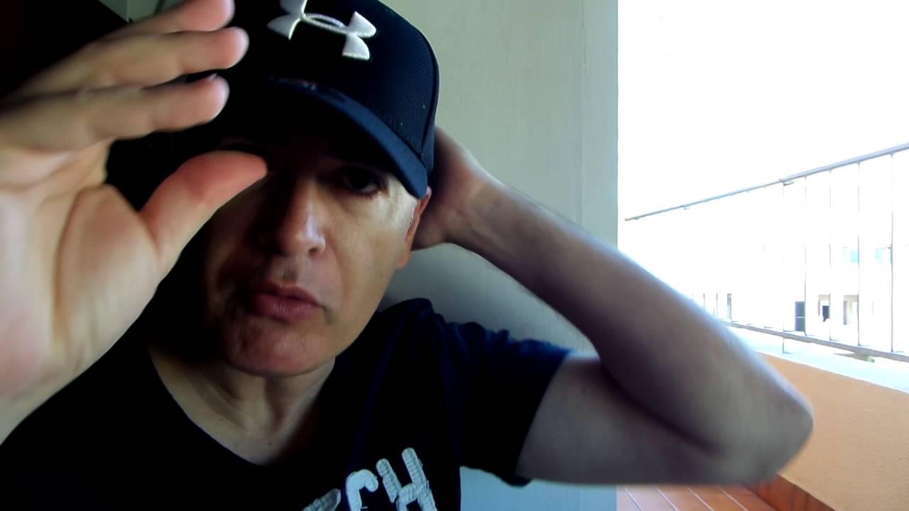 UNBOXING Under Armour Sportswear - Cap Blitzing II - Gorra de golf para  hombre 078cadeb8cb