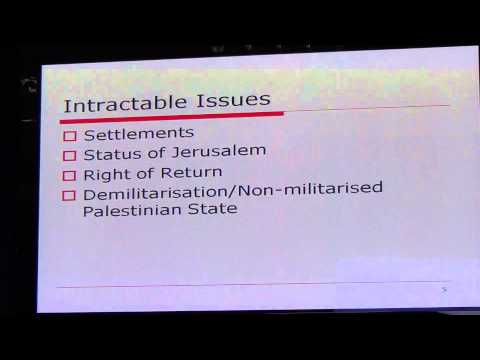 Israel-Palestine Peace Talks: The Current Initiative