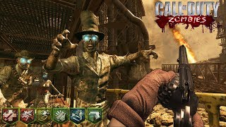 CALL OF DUTY: BLACK OPS 2 ZOMBIES PS3 | BURIED, NUKETOWN Y BUS DEPOT JUGANDO CON SUSCRIPTORES