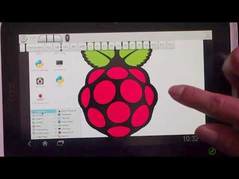 Login Raspberry Pi's VNC Server From Android, With Remote Ripple