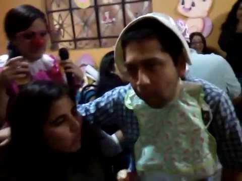 Recuerdo del Baby shower de Myrliam Laura