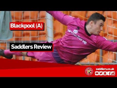 SADDLERS REVIEW | Blackpool 2-2 Walsall | Jon Whitney, Jon Guthrie