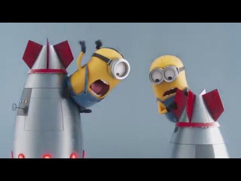 Minions - Миньоны - Mini Movie 2016 HD NEW!!!