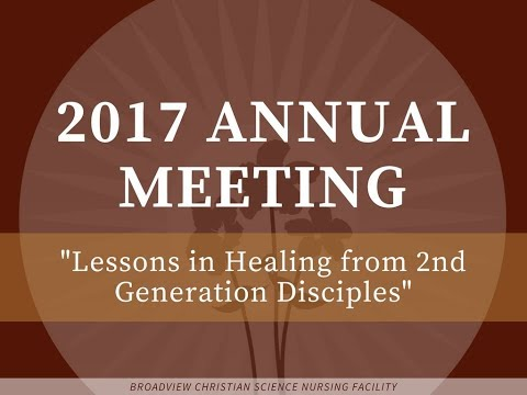 2017 Annual Meeting: Part One (Staff and Board Presentations)