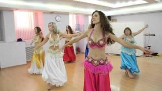 Восточный танец на Белорусской