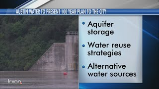 Austin Water to present 100 year plan to the city