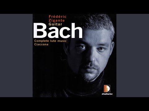 Fugue In G Minor, BWV 1000 (Arr. For Guitar)