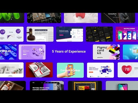 Digital Marketing Agency Promo Video - After Effects Template