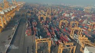 ميناء جبل علي.. الأكبر من نوعه بالعالم