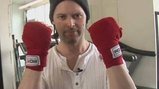 How To Wrap Up Your Hands For Boxing