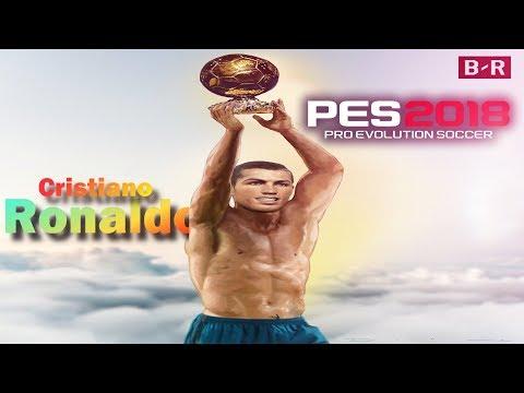 PES 2018 | Cristiano Ronaldo - Ballon D'or 2017 ● Goals vs Skills Compilation | HD 1080/ 60 FPS |