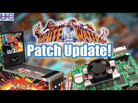 Arcade1up Customer Support Leaks Pinball Patch Plans from Unqualified Critics