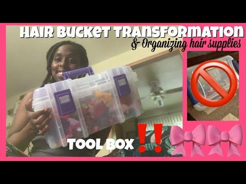 Hair accessories storage Idea 🎀🎀