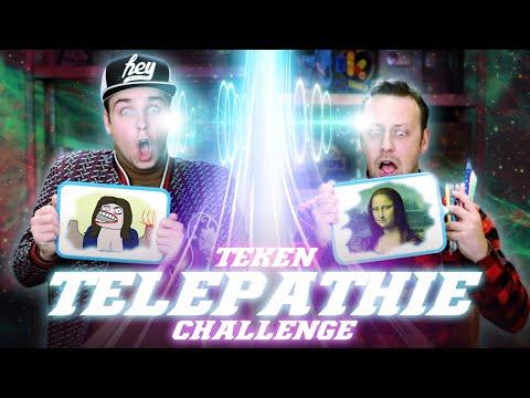 TEKEN TELEPATHIE CHALLENGE!