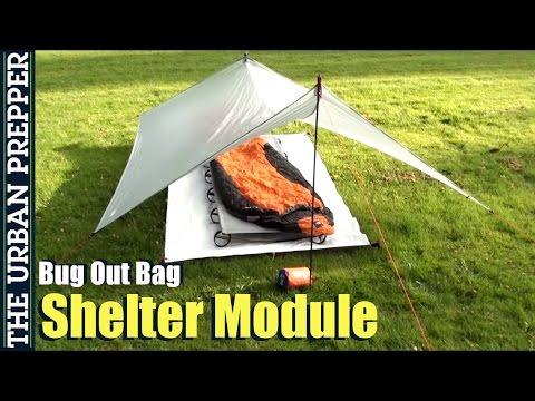 Shelter Module - Part 2 (Building A Bug Out Bag) by TheUrbanPrepper