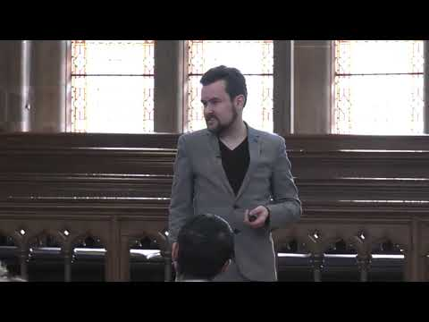 2018 - David Sime - Technology in Education:Past, Present, and Coming Revolution
