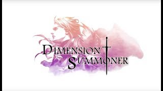 Dimension Summoner android game first look gameplay español