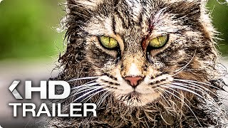 FRIEDHOF DER KUSCHELTIERE Trailer German Deutsch (2019)