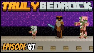 New Worst Gold Farm On TB & Making Deals! - Truly Bedrock (Minecraft Survival Let's Play) Episode 41