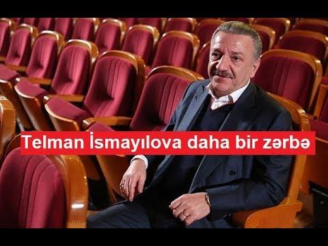 Telman İsmayılova daha bir zərbə