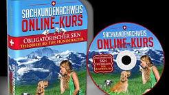 Schweizer Sachkundenachweis bei der Online-Hundeschule.ch