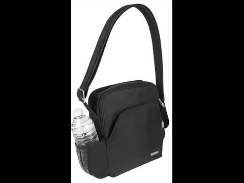 b874dcab833 Travelon Anti-Theft Travel Bag with RFID Shielding - YouTube