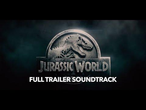 Jurassic World Full Trailer Soundtrack (Extended Theme)