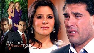 Amores Verdaderos: ¡Cristina decide separarse de Arriaga! | Escena - C57