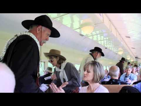 Texas State Railroad Railfest 2012 Saturday Family Fun