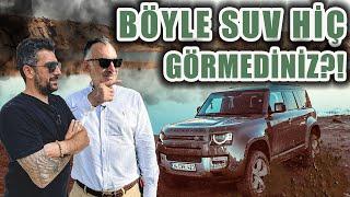 Bu Özelliklere Sahip Suv Hiç Görmediniz! | Yeni Land Rover Defender