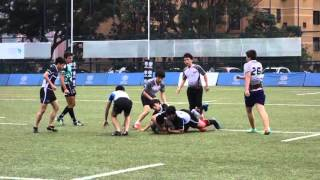20151121 A grade Rugby 第五場 CTS