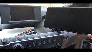 BMW i3 entrynav Big screen retrofit , www.bmwretrofit.hu