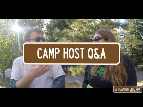 Interview With A Camp Host