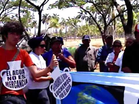 DISCURSO LIDER ANAIRC NICARAGUA CARMEN RIOS MARZO 09