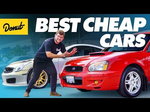 The Best Cars You Can Buy for Under $10,000! | WheelHouse