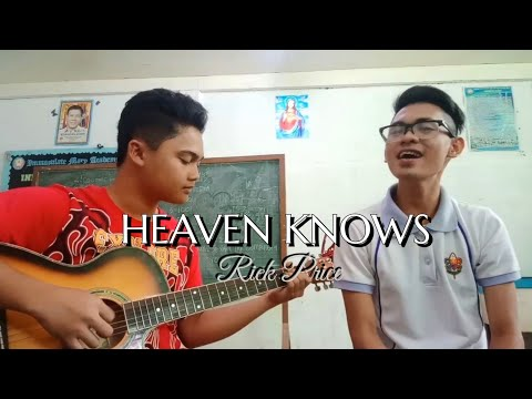 Heaven Knows By Rick Price // Guitar Cover